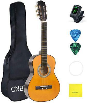 Kids Beginner Classical Acoustic Guitar Half Size Guitar For Beginners Acoustic Guitar Guitar Kids