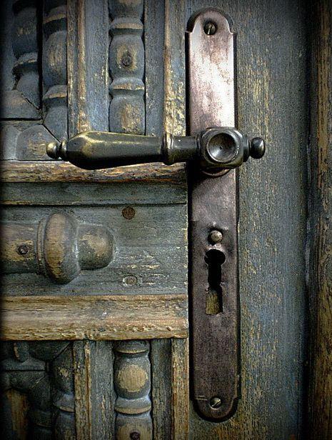 Manija de Puerta con Cerradura y Llave Cerradura de casa Cerradura de Puerta Cerradura de manija de Puerta Cerradura de Puerta de casa para Oficina de ba/ño