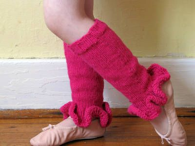Kids Ruffled Leg Warmers Free Knitting Pattern Leg Warmers