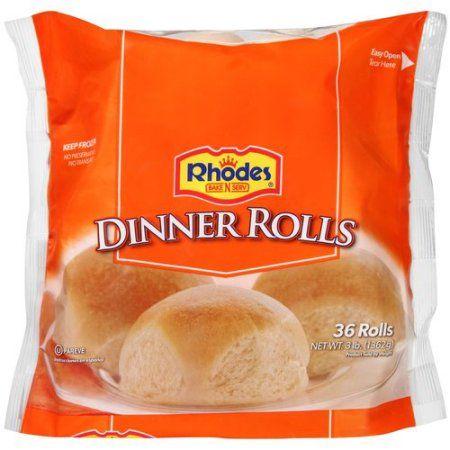 Food Rhodes Dinner Rolls Dinner Rolls Frozen Dinner Rolls