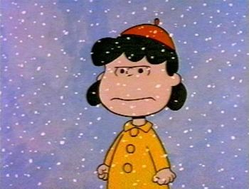 Lucy Van Pelt, A Charlie Brown Christmas | Best Female Cartoon And ...