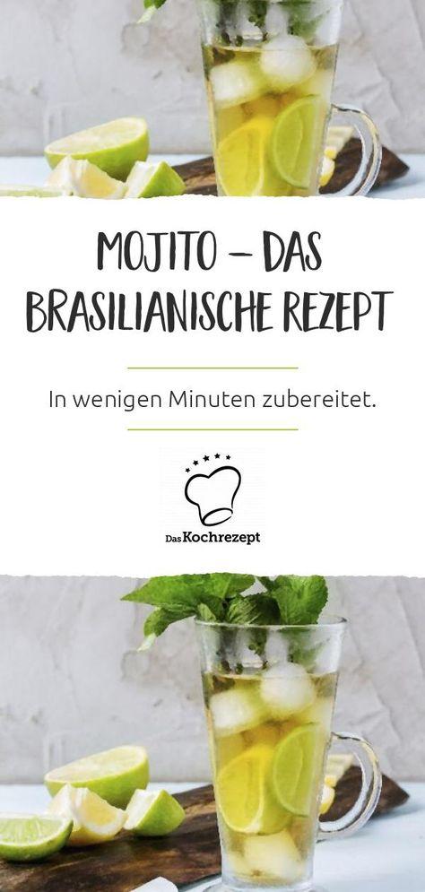 Mojito Rezept Mit Pitu Daskochrezept De Kochrezepte Saisonales Themen Ideen Rezept Mojito Rezept Rezepte Coctail Rezepte