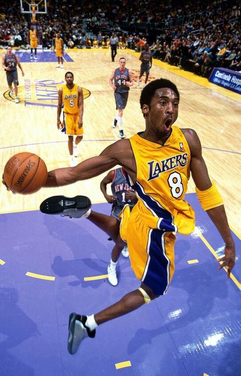 Poster Kobe Bryant MVP Basketball Star Boy Room Club Art Wall Print 508