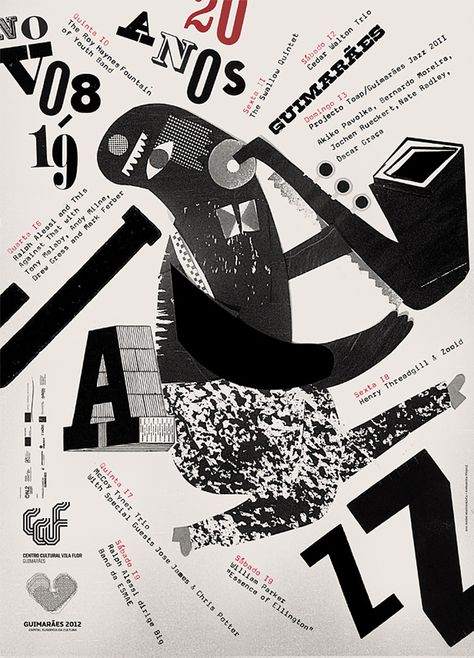 In this selection, we are presenting Artistic Jazz Poster Designs to inspire you. it will be your reference in making the theme of an event, as well as inspiration for you to create a poster / flyer promoting jazz events.