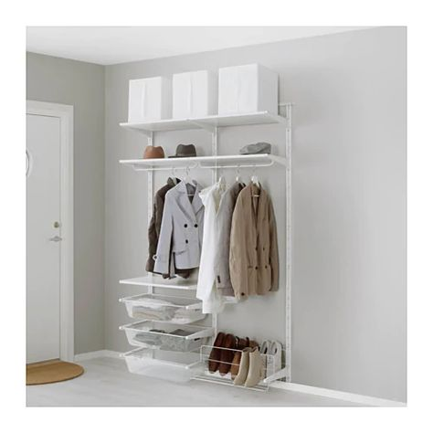 IKEA ALGOT – Wall HolderRodOrganizer