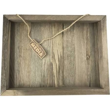 Rustic Wood Plank Shadowbox Frame New Items Shadow Box Rustic Wood Wood Planks