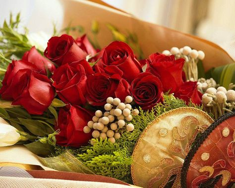 Nothing beats an exceptional flower arrangement, so let the flowers say it all! Its the language of LOVE!
