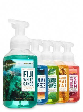 Pin By Cielo On Christmas 2019 2020 Bath And Body Works Foaming
