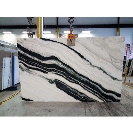Marble Panda White Natural Stone Stone Countertops Kitchen Marble Marble Slab