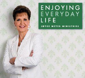 Watch Joyce Meyer in Enjoying Everyday Life on TCT Monday through Friday at 7:30a & 11:30a CST. #JoyceMeyer #EnjoyingEverydayLife
