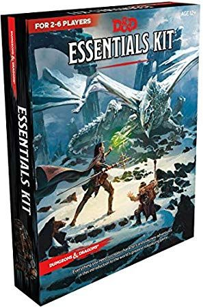 Download Pdf Epub Dungeons Dragons Essentials Kit D D Boxed