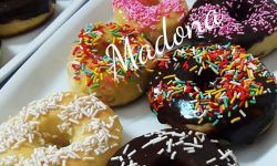 طريقة دونات مشويه بالفرن زاكي Food Desserts Doughnut