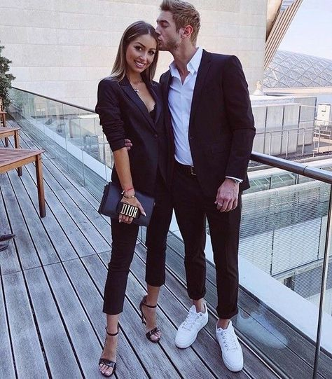 979474557b List of Pinterest matching outfits for couples classy dresses ...