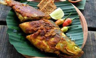 Cara Masak Ikan Bandeng Bakar Bumbu Kari Menggoda Selera Resep Masakan Indonesia Makanan Resep Ikan