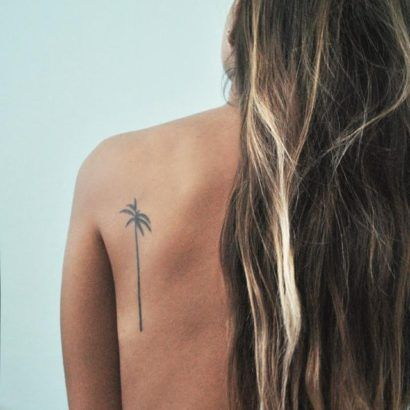15 Beach Themed Tattoos To Get To Feel Like You Re On Holiday