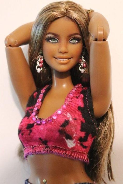 Pin by Olga Vasilevskay on Barbie Dolls Fashionistas #2