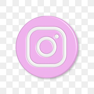 3d Instagram Icon Pink Color Instagram 3d Instagram Icon Png And Vector With Transparent Background For Free Download Pink Instagram Instagram Icons Instagram Logo