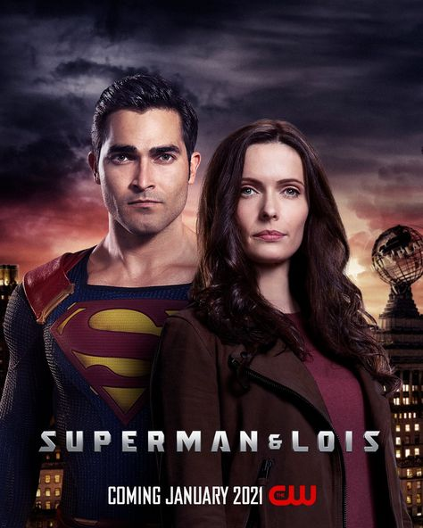 Superman and Lois on Twitter