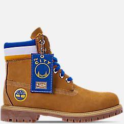 Ness x NBA 6 Inch Classic Premium Boots
