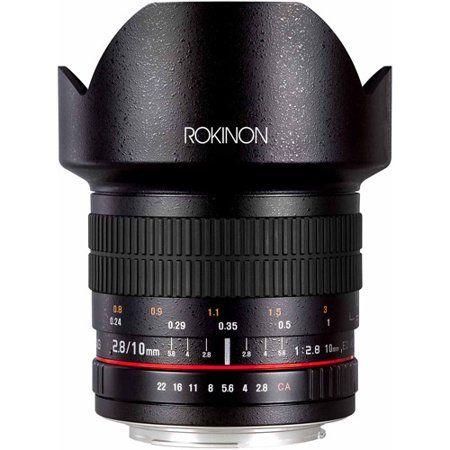 Rokinon 10mm F2 8 Ultra Wide Angle Lens For Pentax Mount Ultra Wide Angle Lens Wide Angle Lens Nikon Digital Slr