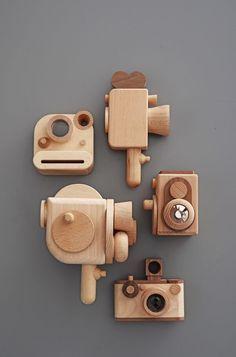 72bc185a8 Śliczne Nordic Wiszące Drewniane Kamery Zabawki Dzieci Zabawki Prezent  9.5*6*3 cm Room Decor Artykuły wyposażenia wnętrz Boże Narodzenie prezent  Dla Dziecka ...