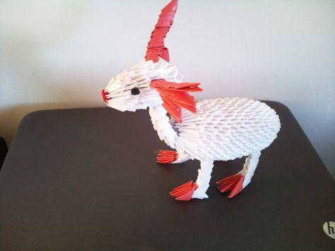 23 Wonderful Origami Woodland Animals | 355x474