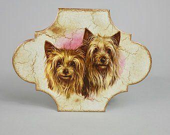 Pin By Lost Dog Trading Post On Https Www Etsy Com Shop Lostdogtradingpost Ref Seller Platform Mcnav Italian Tiles Losing A Dog Yorkie