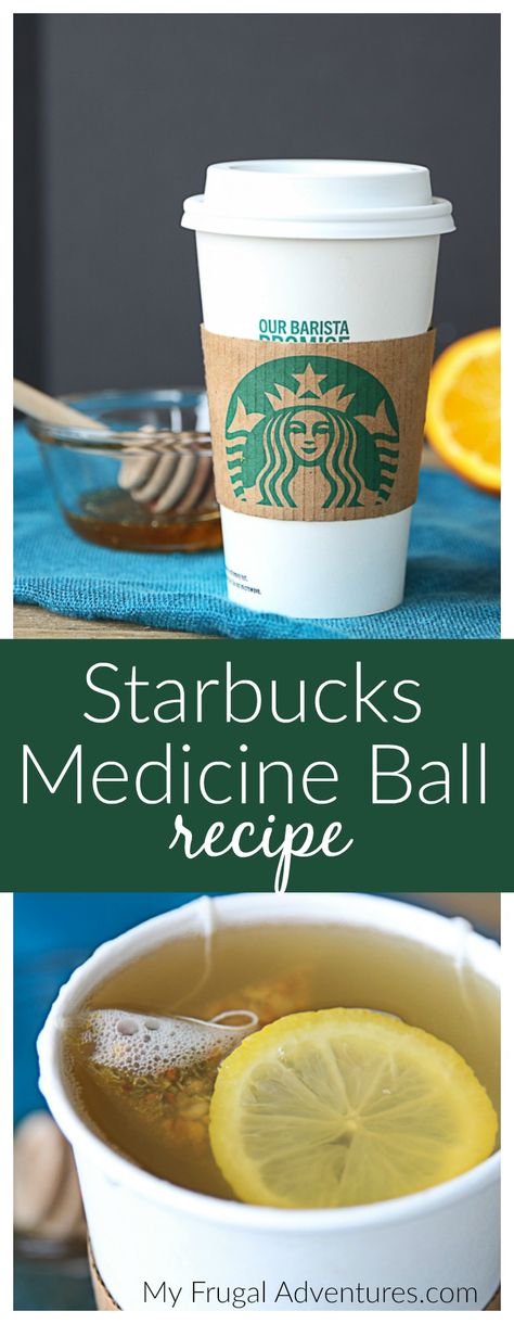 Copycat Starbucks Medicine Ball Recipe It has been so dreary and awful in Califo. - Copycat Starbucks Medicine Ball Recipe It has been so dreary and awful in California this winter wit - Healthy Starbucks Drinks, Starbucks Recipes, Healthy Drinks, Nutrition Drinks, Healthy Food, Starbucks Drink For Colds, Starbucks Tea, Healthy Recipes, Healthy Life