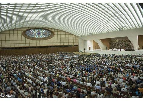 Catequesis del Papa: La Misericordia instrumento de comunión - Radio Vaticano