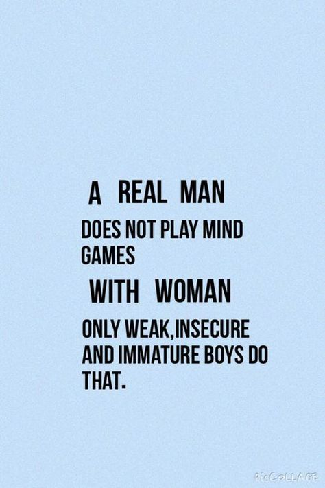 """Say No to man-haters!!  Only a weak, insecure, ignorant, immature, judgemental woman would say """"real man"""". It's about PEOPLE, NOT GENDER!!!  And everyone is different & some women are just too dumb for certain men. So don't take it out on the male gender"""