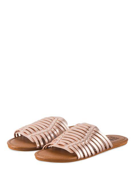 Die Sandalen TREAD LIGHTLY von BILLABONG setzen schimmernde