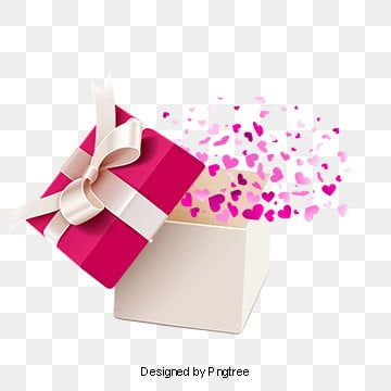 Gift Clipart Valentine Gift Festival Romantic Colorful Vector Flying Vector Gift Vector Box Vector Colorfu In 2020 Flying Gifts Holiday Greeting Cards Gift Box Design