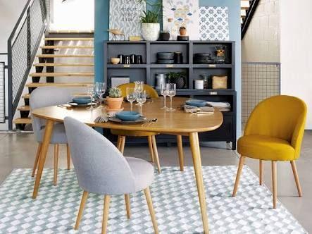 Resultado de imagen para mesas comedor en triangulares en ...
