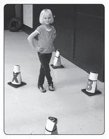 Cross-lateral activities -- develop locomotor skills, motor planning, spatial awareness