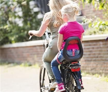 4 Bike Seats Trailers For Kids Who Are Too Young To Bike Alone