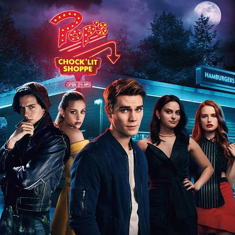 Netflix: That's why Riverdale could soon be out of sight. Netflix: That's why Riverdale Series, Riverdale Poster, Riverdale Netflix, Bughead Riverdale, Riverdale Veronica, Riverdale Archie, The Cw, Christopher Nolan, Martin Scorsese