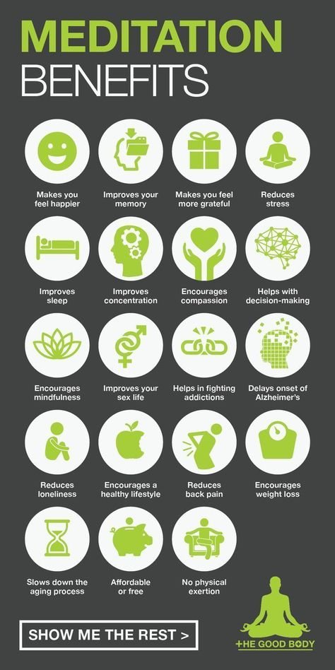 Americans practicing meditation has grown by 50% since 2012, and it's no wonder when you consider the many benefits that meditation offers. Take a look at our extensive list of health benefits and consider just what meditation could do for your wellbeing. #MeditationBenefits #Meditation #HealthyLiving