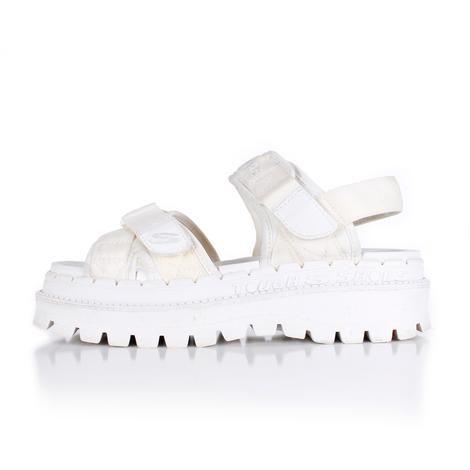 90s Platform Skechers Jammers White Sandals Size 8 White Sandals