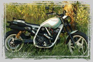 Ducati Indiana Scrambler. Still ugly.