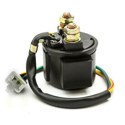 Starter Solenoid Relay for Motorcycle ATV Scooter