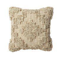 Decorative Throw Pillows Walmart Com Cream Decorative Pillow Walmart Home Decor Decorative Throw Pillows