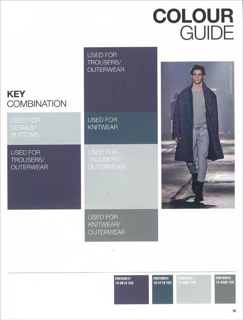 Next Look Menswear A/W 16/17 Fashion Trends Styling incl. DVD | mode...information GmbH