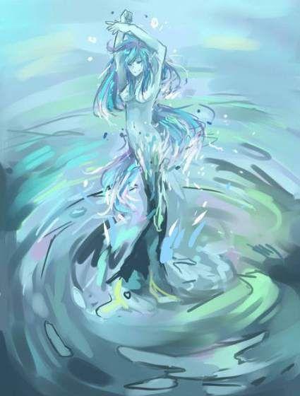 47+ Trendy Anime Art Aesthetic Water