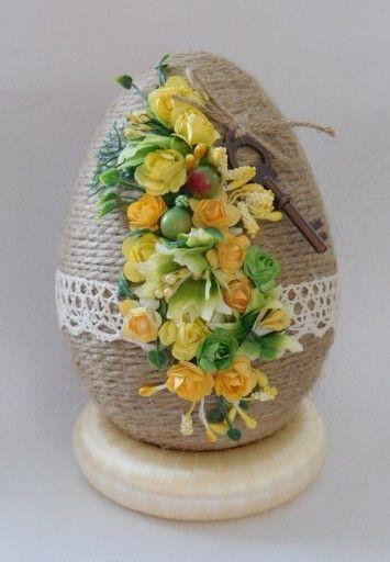 Piekne Jajko Pisanka Ozdoby Wielkanocne Rekodzielo 7165947305 Oficjalne Archiwum Allegro Egg Decorating Easter Eggs Quilted Ornaments