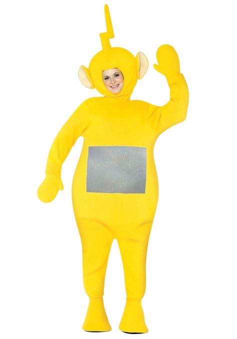 Nouveau TELETUBBIES TV Cartoon Personnage TELETUBBIES Mascot Costume Fancy Dress Party