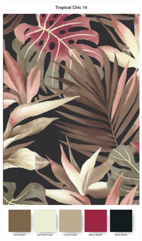 Colour Combinations for the Tropical Chic Bundle #tropical #tropicalprint #palmtrees #colourful #colorpalette #colorschemes #colorinspiration #helenhughesarts #colour #colourpalettes