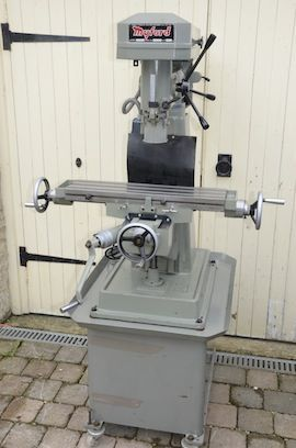 Milling Machine For Sale >> Front View Myford Vmc Milling Machine For Sale Metalworking In