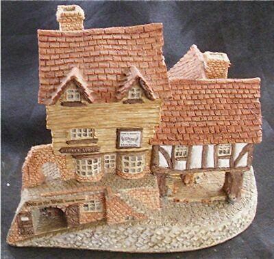 Vtg 1980 David Winter Cottages Market Street Ebay Ebay Cottage Market Street