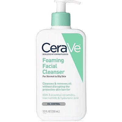 Cerave Foaming Facial Cleanser Ulta Beauty Foaming Facial Cleanser Skin Cleanser Products Face Cleanser