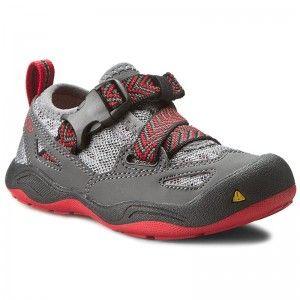Polbuty Keen Komodo Dragon 1014415 Magnet Racing Red Baby Shoes Komodo Dragon Shoes